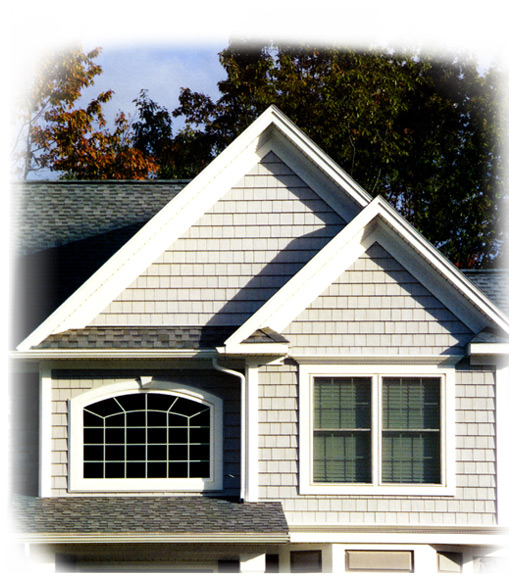 vinyl siding types shingle style